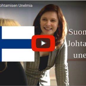 Video: SAK:n puheenjohtaja Jarkko Eloranta kertoo johtamisen unelmastaan