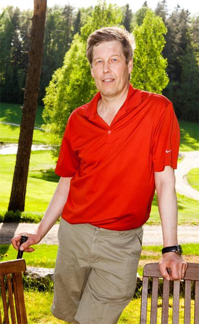 Toimitusjohtaja Pekka Pättiniemi