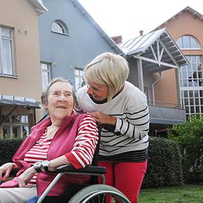Ledarskap, ramar och kommunikation: Äldreomsorgen i Mariehamn