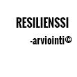 Resilienssi-arviointi