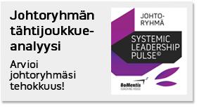 Tutustu johtoryhmän systeemiseen arviointityökaluun!