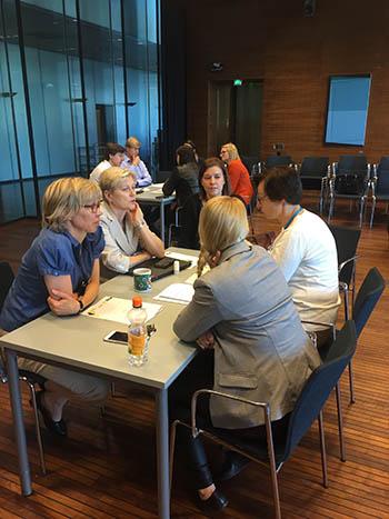 LähiTapiola & Johtoryhmä innostuksen rakentajana -seminaari