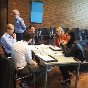 Johtoryhmä innostuksen rakentajana -seminaari: Case LähiTapiola