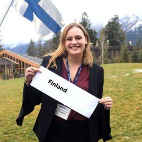 Kiitos Suomi – aina tukena ja turvana